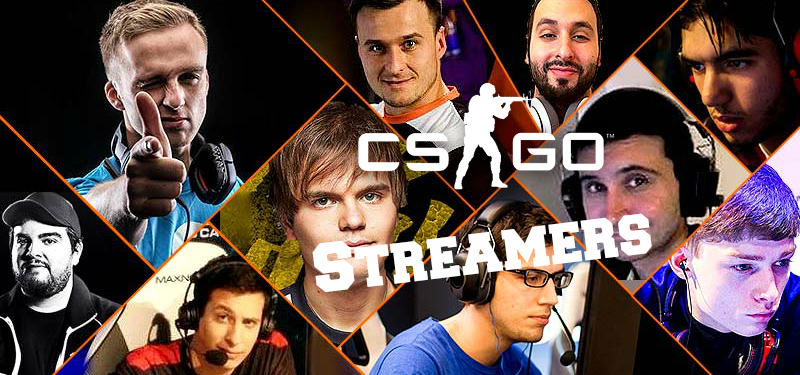 cs go best streamers
