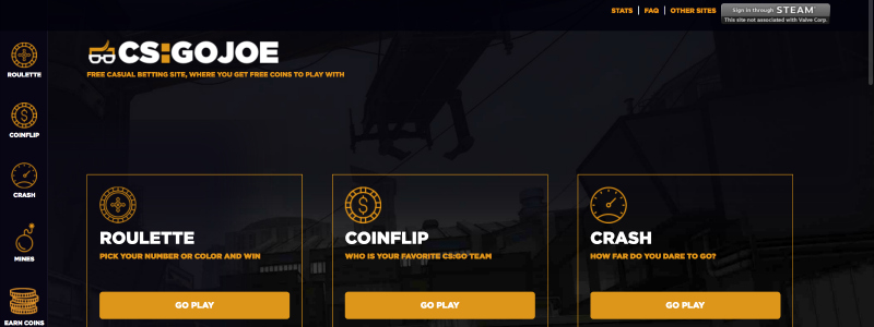 is csgojoe com legit?