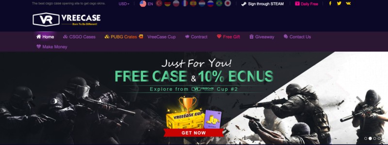 is vreecase com legit?