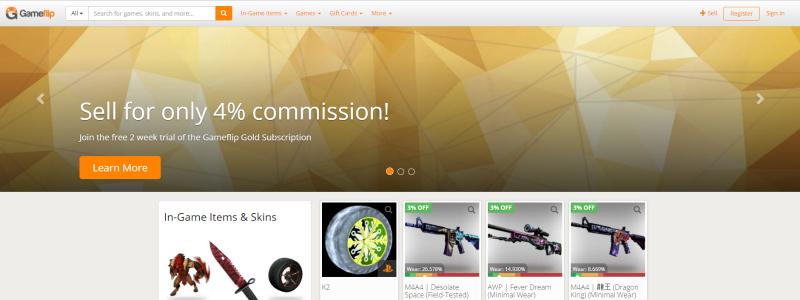 csgo legit selling skins items site