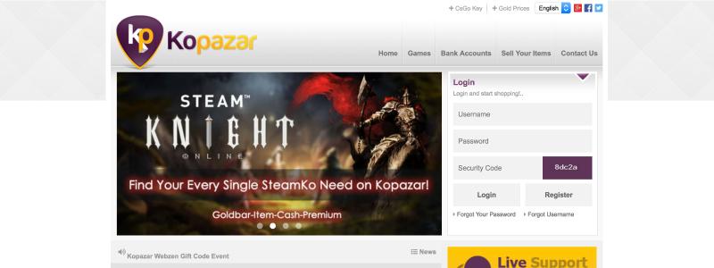 is kopazar.com legit?