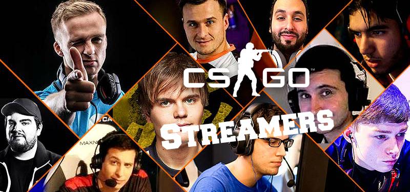 cs go best streamers