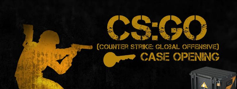 cs go skins drop unboxing site