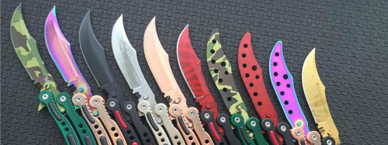 best knife skins cs go guide