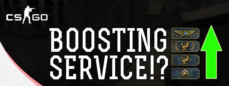 cs go rank boost service